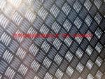 出口5052合金五条筋花纹铝板
