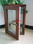 生产欧式铝木复合门窗 门窗加工