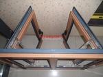 定制生产高端铝合金门窗