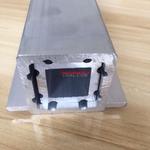 定制各种规格工业铝材 多条挤压机