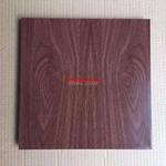 木纹铝天花扣板