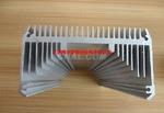 精加工各类高精度高难度工业铝型材