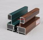 定制高端斷橋隔熱門窗鋁型材