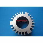 開模擠壓高難度工業鋁合金型材