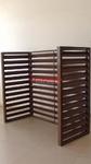 供应户外耐候铝合金空调格栅
