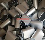 定做精美椭圆小铝管 耐磨氧化铝管