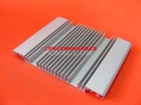 大功率梳子型散熱器鋁型材