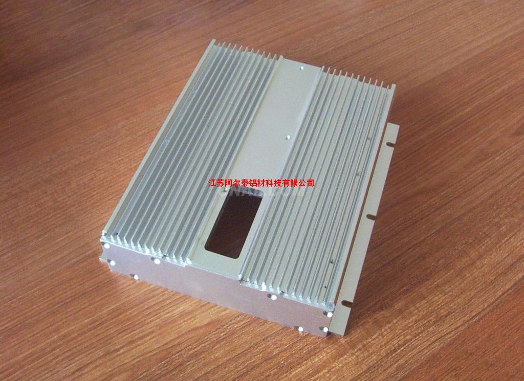 開模擠壓電源外殼鋁型材