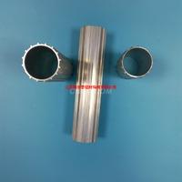 挤压高精密工业异型铝管