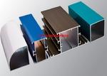 高質量粉末噴涂表面加工鋁型材
