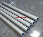 專業電泳銀白圓管鋁型材