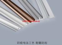 陽極電泳鋁合金裝飾線條