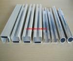 供應6063-T5窗簾軌道鋁合金型材