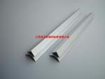 鋁型材表面拉絲亮銀處理