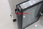 生产新型办公室隔断铝型材