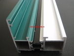 鋁合金立式粉末噴涂型材