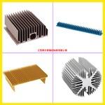 6063-T5铝合金散热器定制