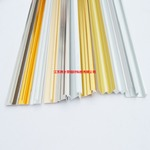 優質生產深加工鋁合金裝飾線條