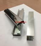 供應鏡面拋光淋浴房鋁型材