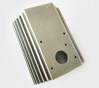 定制加工鋁合金電機馬達外殼型材