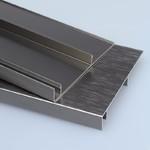 出售优质铝合金踢脚线