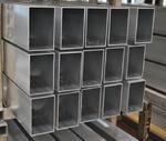 直銷大口徑工業鋁合金方管