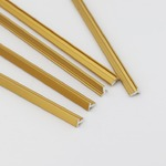 供应铝合金T型造型条