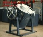 傾斜式熔鋁爐