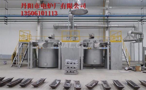 丹阳电炉厂供应优质坩埚炉
