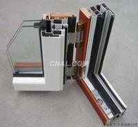 如何选购铝木复合门窗加工|口碑好的新型型材加盟哪里有