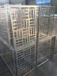 鋁板折彎    鋁合金空調罩