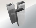 鋁方管型材定制生產