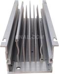 精密鋁插片散熱器