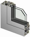 供应铝合金幕墙门窗建筑型材