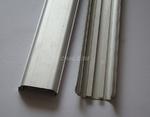 供应铝合金太阳能边框支架工业型材