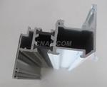 供应铝合金断桥隔热门窗建筑型材