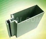 供應鋁合金幕墻門窗建筑鋁型材