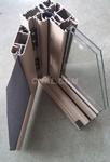 产铝合金断桥精钢一体建筑门窗型材