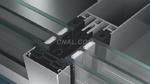 供应铝合金幕墙门窗建筑铝型材