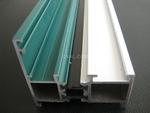 供應鋁合金斷橋門窗建築鋁型材