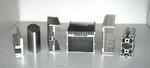 供应铝合金工业型材散热器