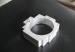 供應鋁合金氣缸管工業型材