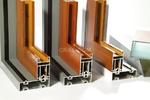 铝合金断桥隔热门窗型材生产定制