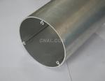 生产铝管铝排工业铝型材
