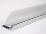 供应生产铝合金太阳能边框工业型材