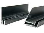 供应铝合金工业铝型材太阳能边框