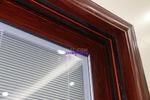 供应断桥隔热窗纱一体门窗铝型材