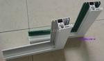 百叶窗铝型材生产
