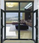 供應G50S隔熱斷橋鋁型材-門窗型材