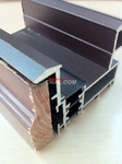 供应铝木复合门窗型材|建筑铝型材
